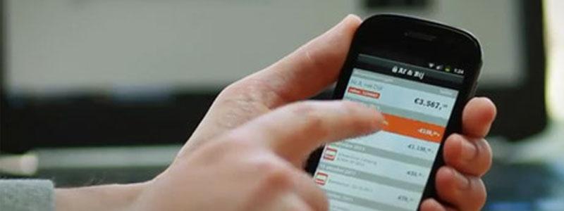 Regel je bankzaken met de vernieuwde ING app