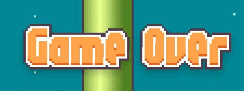 Flappy Bird fladdert de AppStore uit