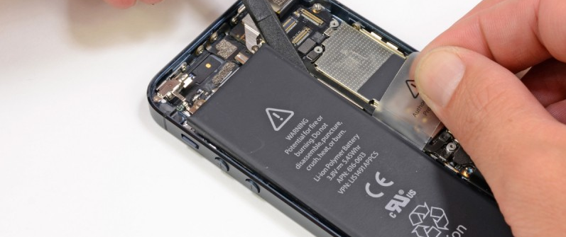 Apple kondigt vervangingsprogramma aan voor iPhone 5 batterij